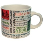 Funny Insults Coffee Mug Gift for Writers