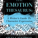 Writing Character Emotions Thesaurus Gift for Writers