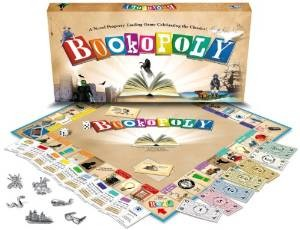 Bookopoly Property Trading Board Game for Everyone Who Loves Books
