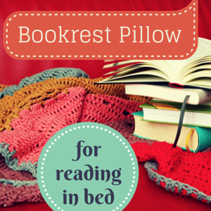 Bookrest Pillow