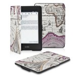 Leather Smart Case for Kindle Paperwrite Gift for Writers